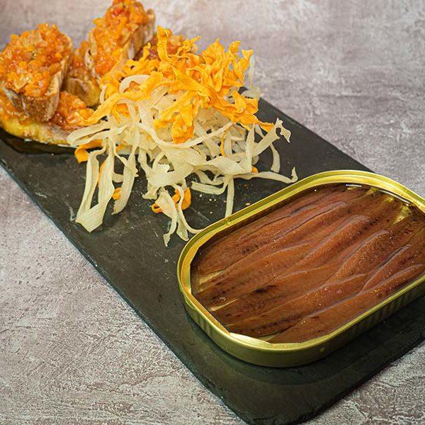 Anchoa seleccionada | Restaurante asturiano Couzapín