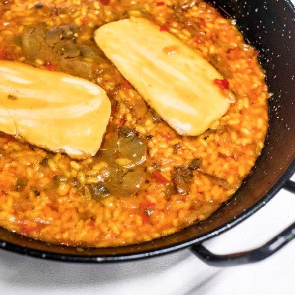 Arroz meloso con boletus y foie | Restaurante asturiano Couzapín