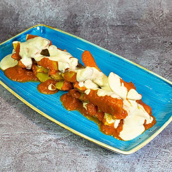 Patatas bravo cabrales | Restaurante asturiano Couzapín